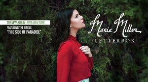 Letterbox Album by Marie Miller