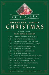 Marie Miller Tour with Kris Allen